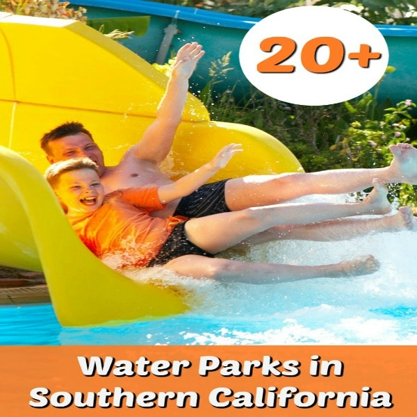 Are you looking for a great place to escape the heat in SoCal? Here is a list of 20+ Water Parks in Southern California to spend the day with friends.