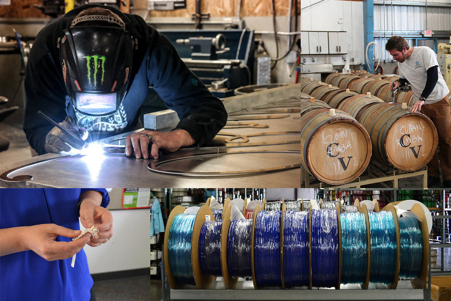 Check these 20+ free events taking place across Southern California during Manufacture Day 2016.