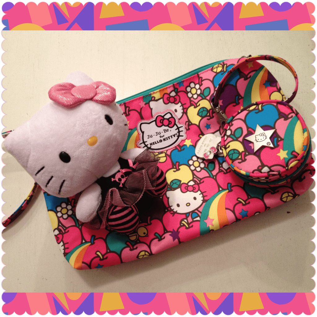 Ju Be For Hello Kitty Product Review Giveaway Socal Field Trips Jujube Coin Purse Friends In Early November I Had The Opportunity To Attend First Ever Convention At Geffen Contemporary Moca Museum Of Art