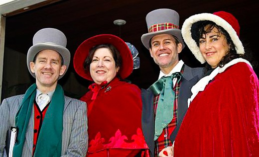 This holiday season OC Parks welcomes you and your family to the great outdoor winter wonderland at Heritage Hill Historical Park in Lake Forest, California. Reserve tickets now for their 35th Annual Victorian Christmas and Traditional Candlelight Walk.