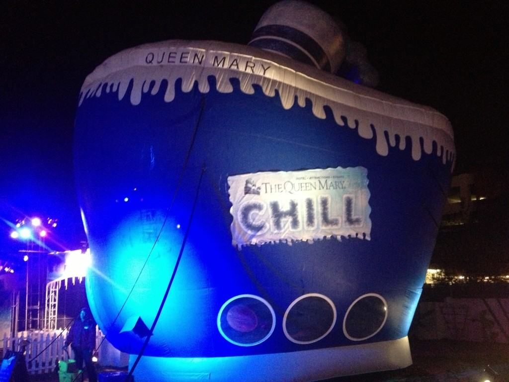 Queen mary chill coupons