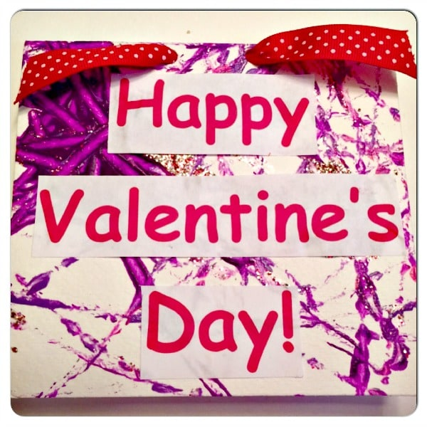 How To Make A Marble Painted Valentine S Day Card SoCal Field Trips