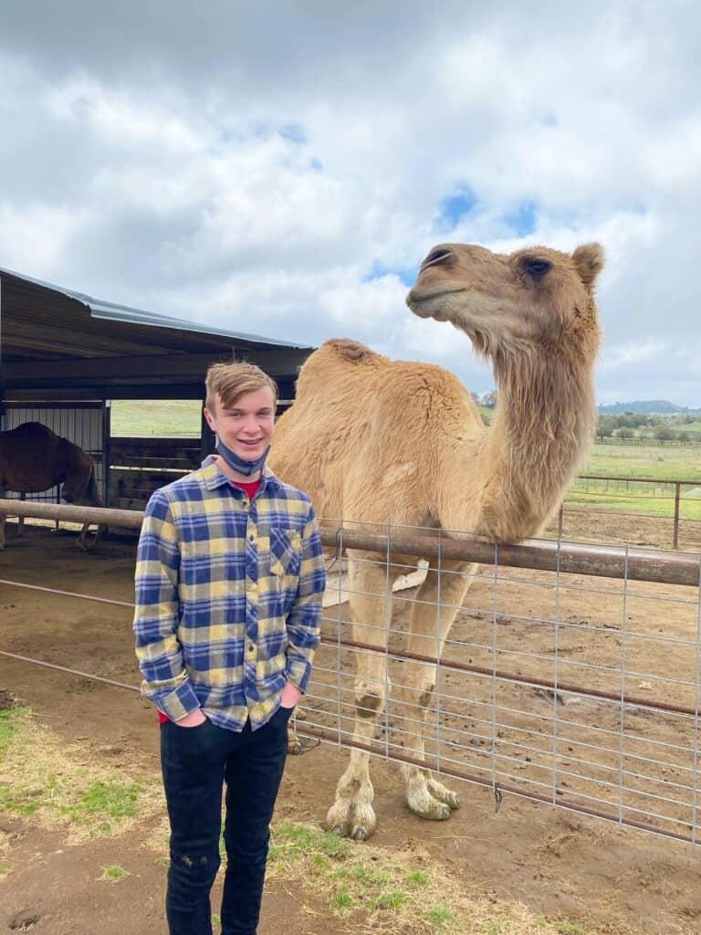 Oasis Camel Dairy Ramona California