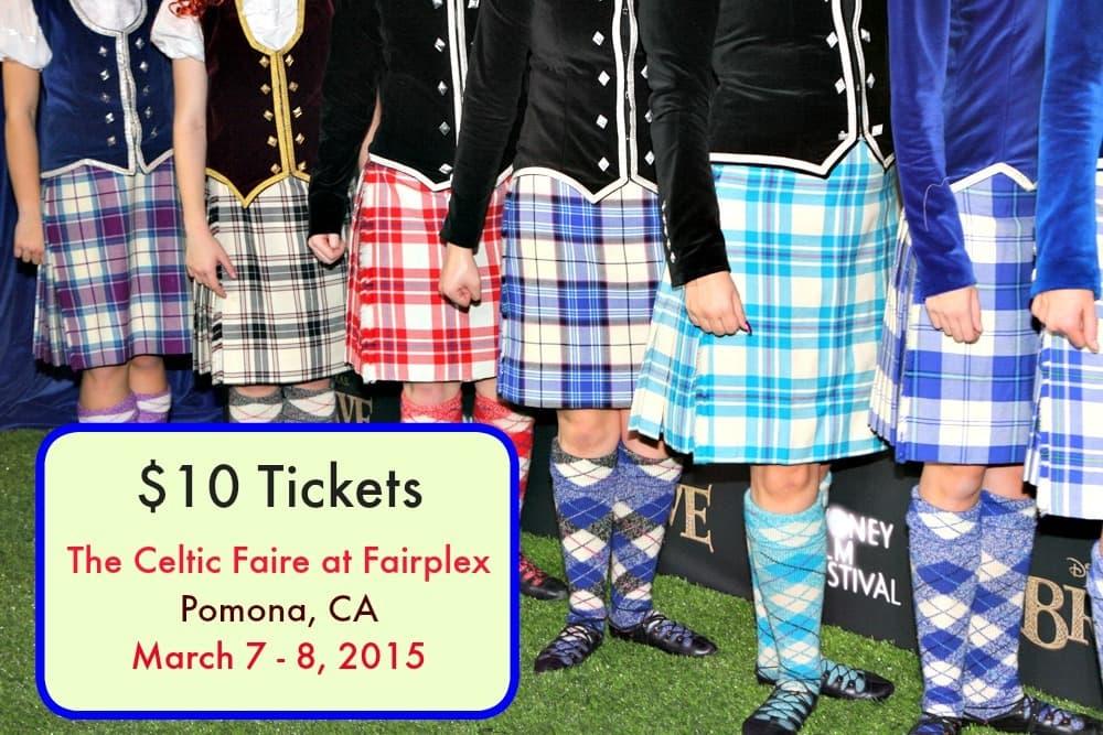 Celtic Faire at Fairplex