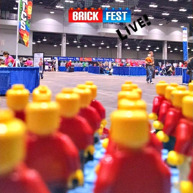 Right now there is a great deal for Brick Fest Live LEGO Fan Festival on Living Social! For only $20 per person, you get a single-session admission to Brick Fest Live at the Pasadena Convention Center for either Saturday, August 27, or Sunday, August 28, 2016.