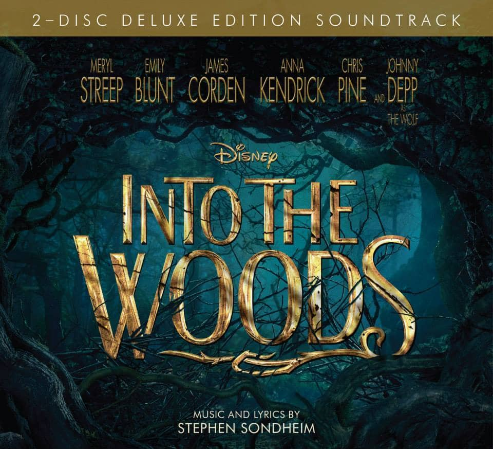 Disney's Into The Woods CD