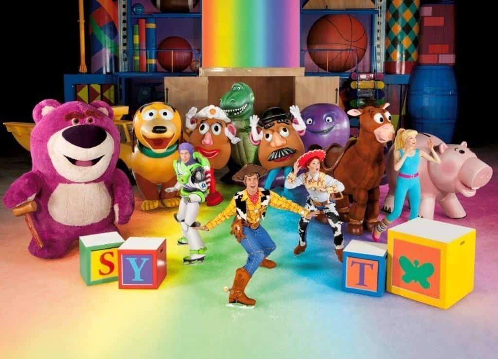 Disney On Ice presents Worlds of Fantasy comes to SoCal from April 15 – 26 and is playing at the LA Sports Arena and Citizens Business Bank Arena, Ontario.