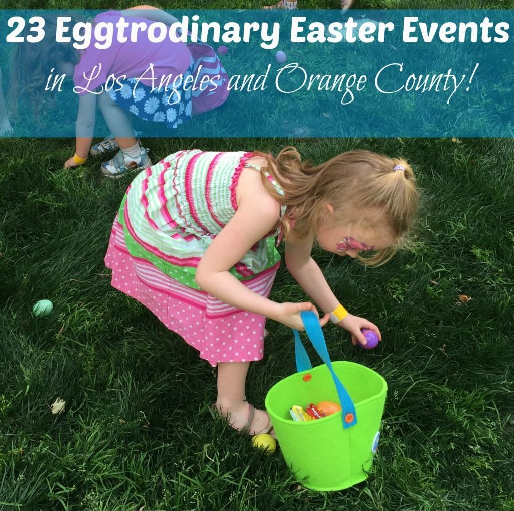 Easter Events in Los Angeles