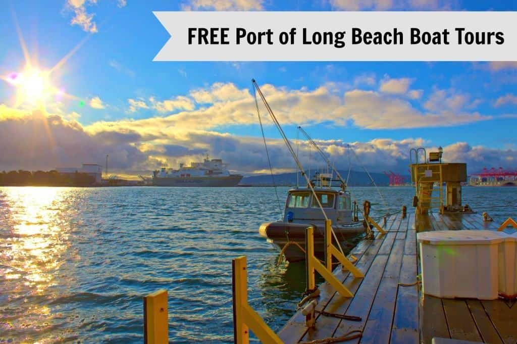 Port of Long Beach Boat Tours
