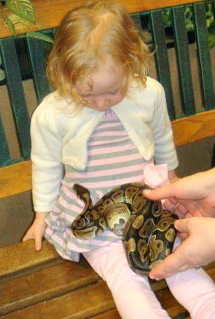 $8 Deal To The Reptile Zoo in Fountain Valley, plus photo