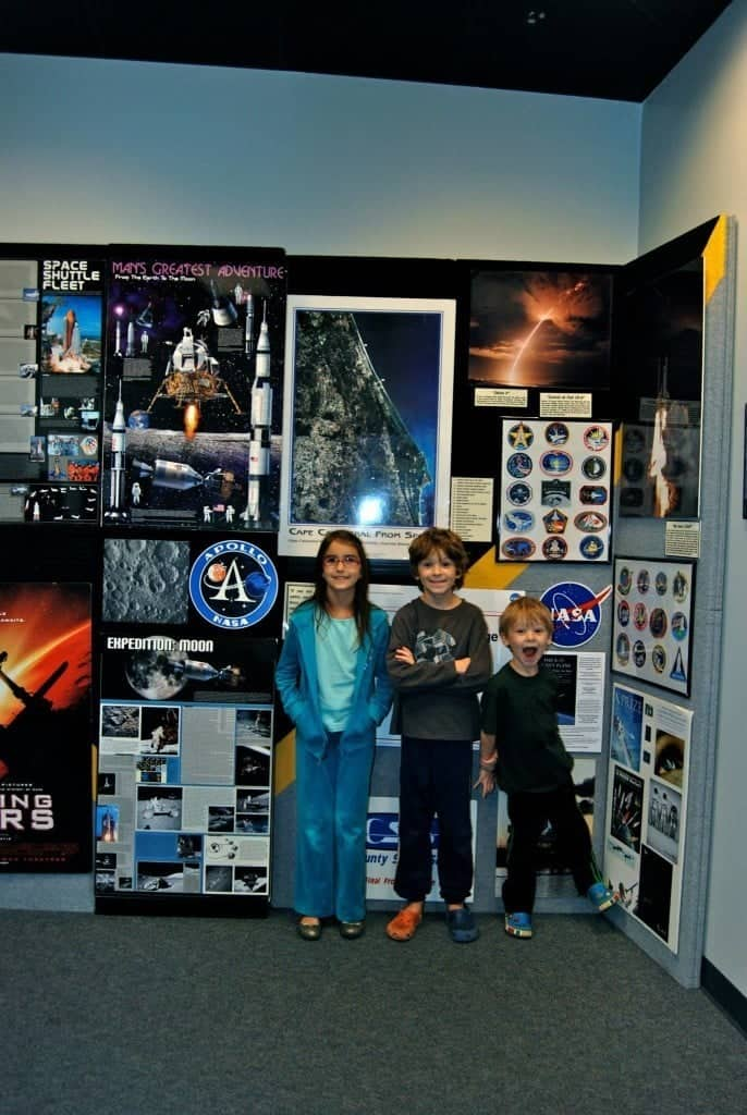 Space Field Trips for Kids in Southern California