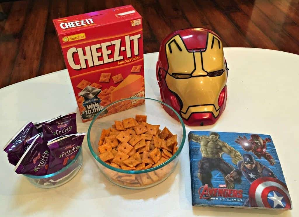 MARVEL Avengers: Age of Ultron Party and Craft Ideas!