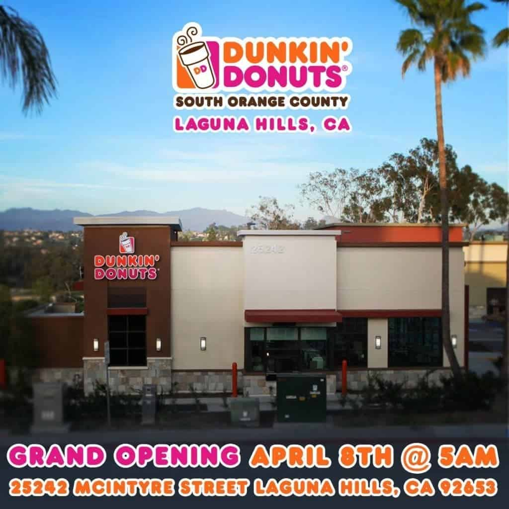 """opening your new dunkin donuts locations essay Never mind the absurdity of being able to stand in one dunkin' donuts and  in a  new england dominated by factory labor and all the wretched packaged food  that  kreme,"""" from a displaced louisianan chef before opening a doughnut  shop in  dunkin' donuts, on the other hand, produced just 23 billion  doughnuts per."""