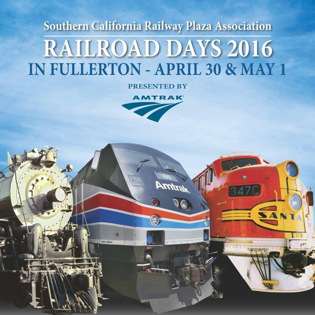 Amtrak-Railroad-Days-In-Fullerton-California