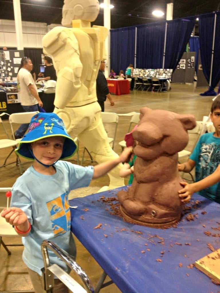 The 2015 OC Fair Imaginology is a FREE event for all families on April 24-26, 2015 in Costa Mesa, CA!