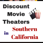 Are you looking for an inexpensive activity to do with your kids? Several movie theaters across Southern California offer discount admission tickets starting at only $1.75 per person.