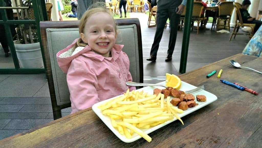 Enjoy $5 Kid's Meals at Toddler Tuesday at Five Crowns Restaurant in Newport Beach!