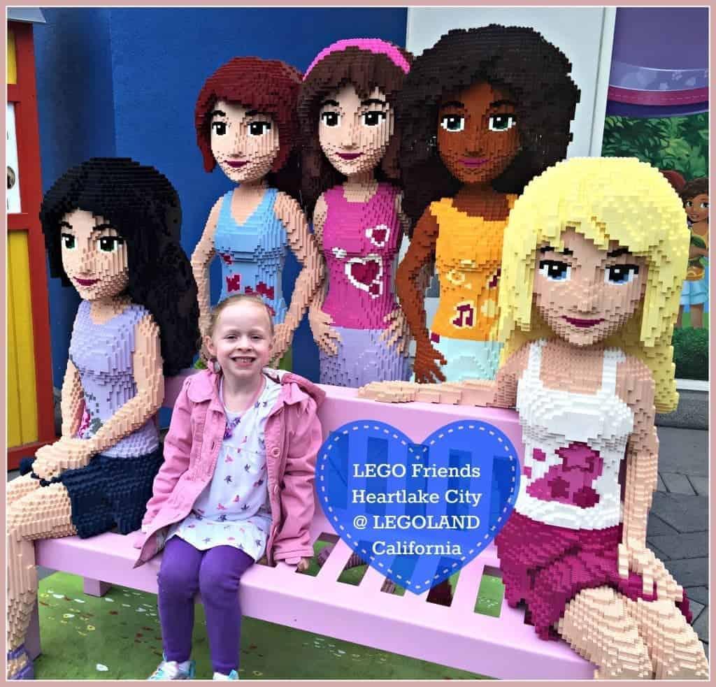 Visit the new LEGO Friends Heartlake City at LEGOLAND California!