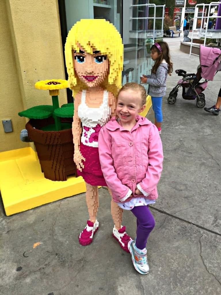 Visit the new LEGOFriends Heartlake City at LEGOLAND California!