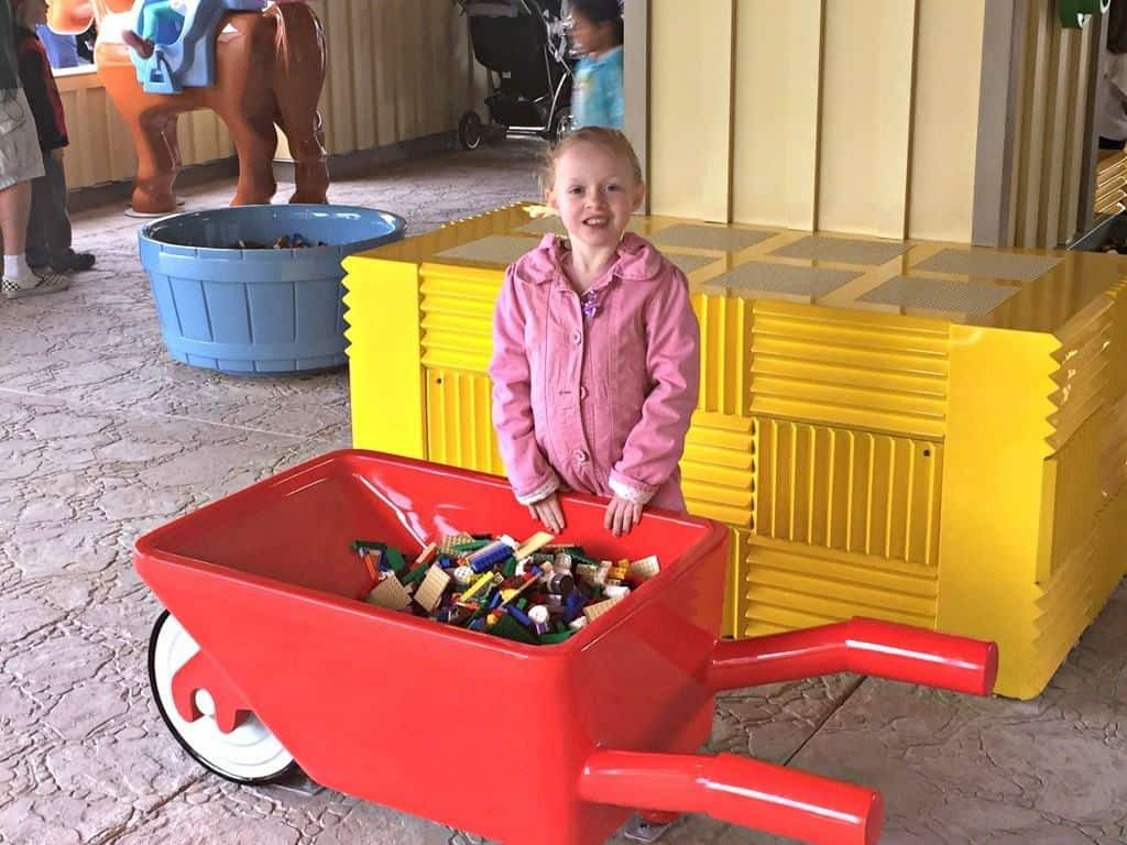 Visit the new LEGOFriends Heartlake City at LEGOLAND, California!