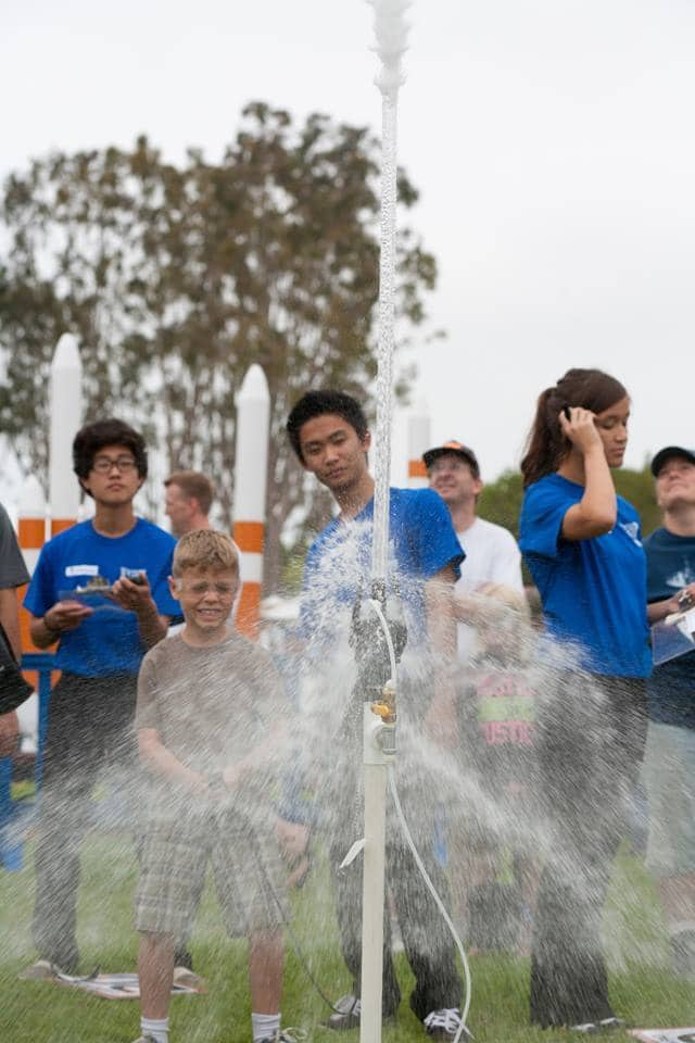 Join The Discovery Cube OC/LA for their annual Rocket Launch at The Boeing Company in Huntington Beach on Saturday, May 9 from 9 am - 2 pm. This is a FREE event for the whole family!