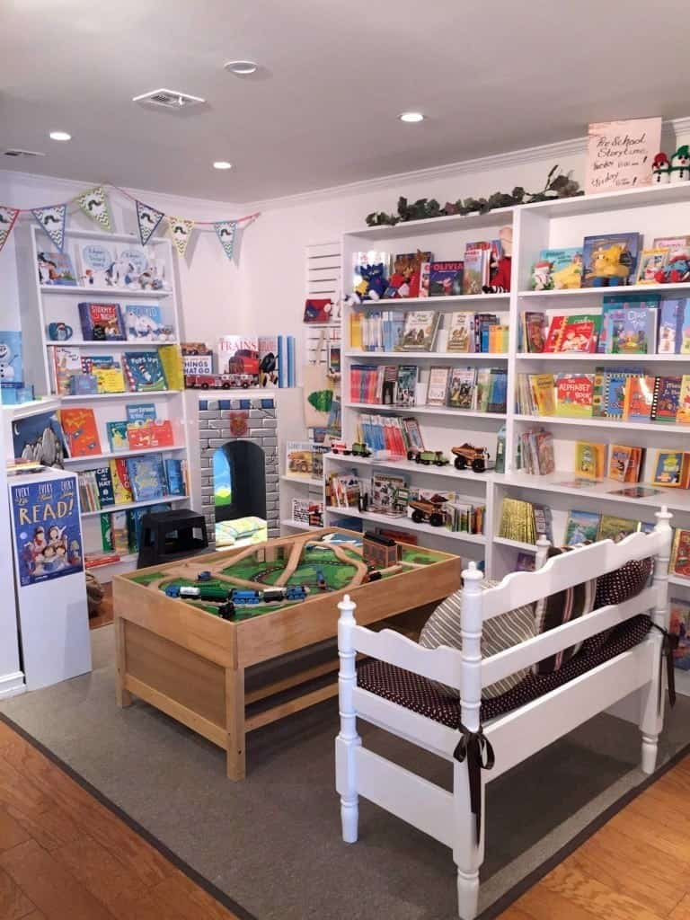 Visit Once Upon A Storybook in Tustin for Weekly Story Times and Summer Camp!
