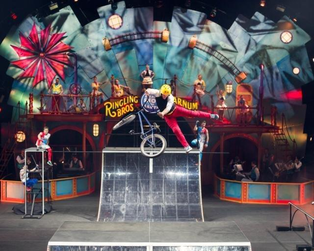 Ringling Bros. and Barnum & Bailey® Presents Circus XTREME Coming To The Southland from July 9 – Aug 2!