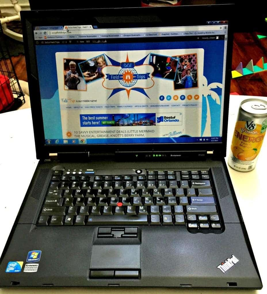 How I get through my day with the help of V8 V-Fusion+Energy Drink, with natural energy from Green Tea!