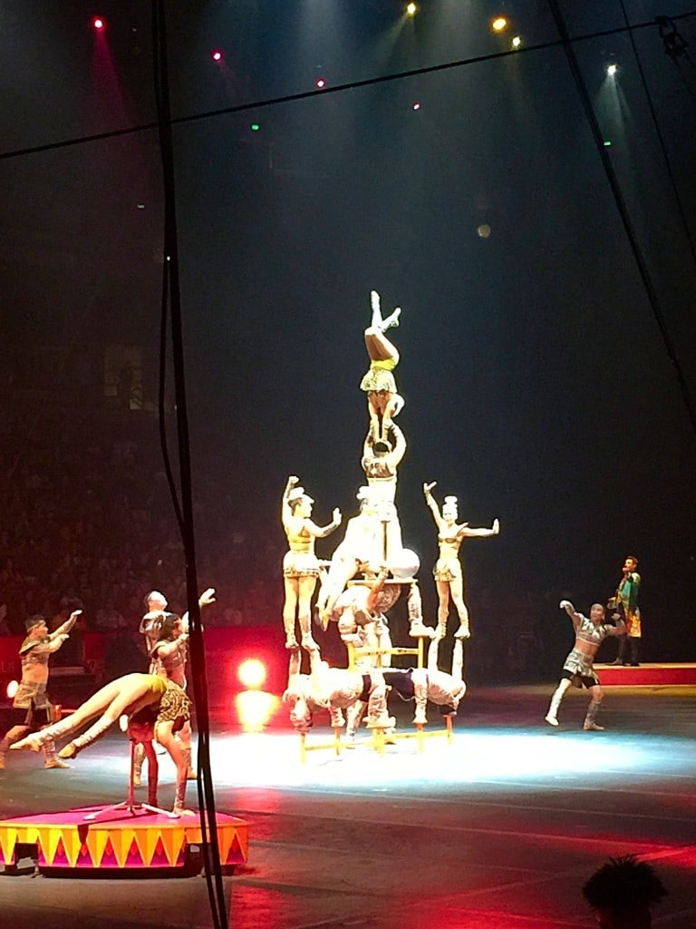 Ringling Bros. and Barnum & Bailey Circus Presents Circus Xrtreme!