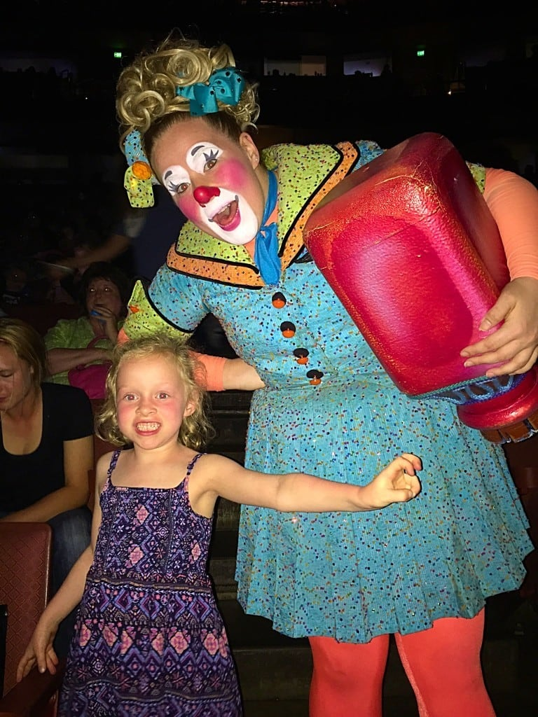 A Picture Tour of The Ringling Bros and Barnum & Bailey Circus Extreme!
