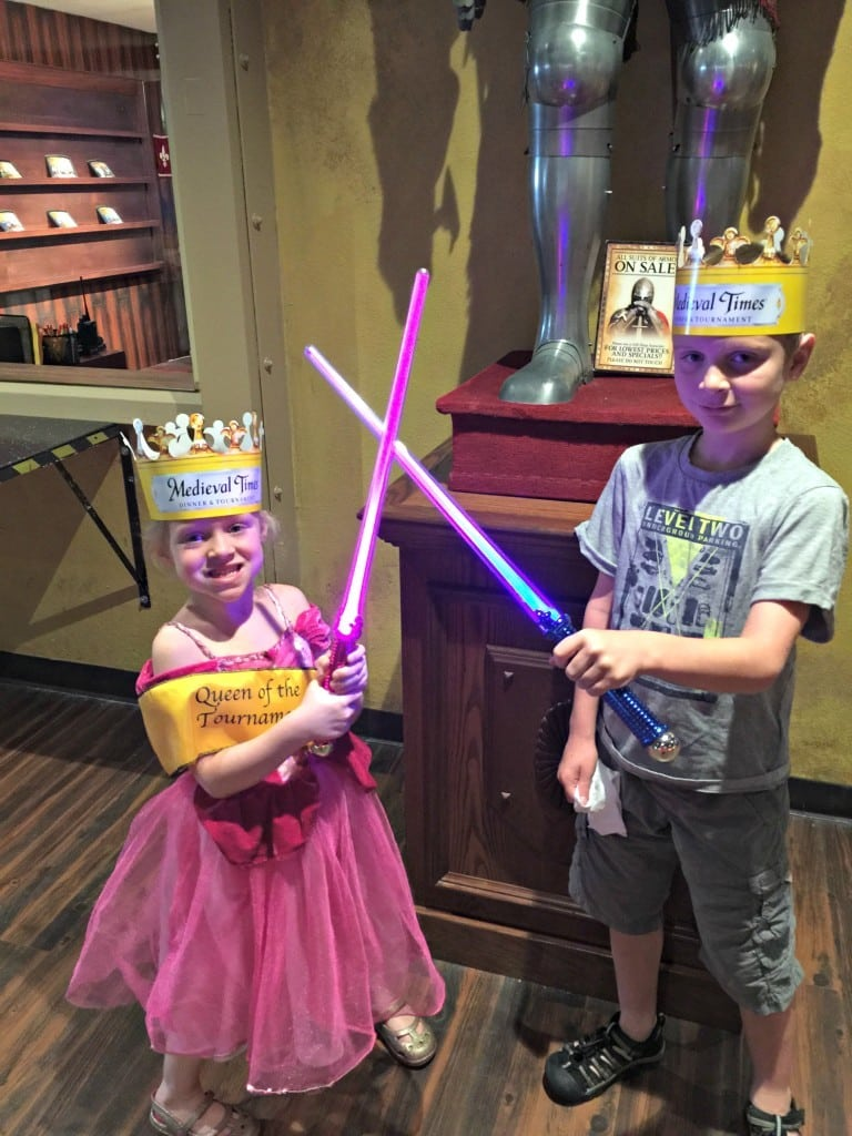 Medieval Times Field Trip program includes a delicious meal for every guest along with full immersion into life during the Middle Ages!