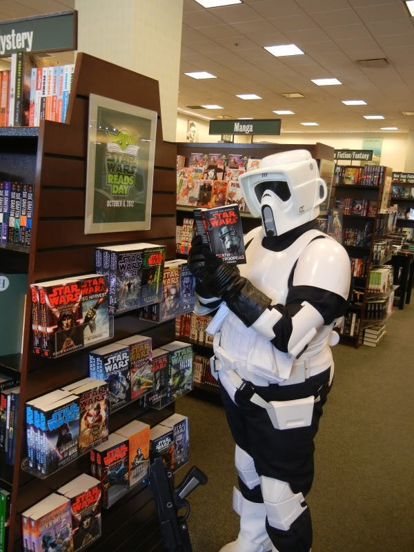 Attend FREE Star Wars Saturday at Barnes & Noble on July 18!