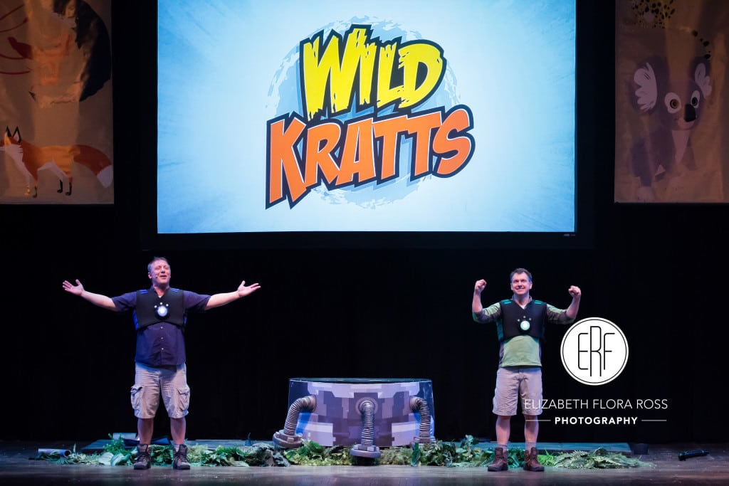 Get tickets to see WILD KRATTS - LIVE coming to LA and San Diego in September!