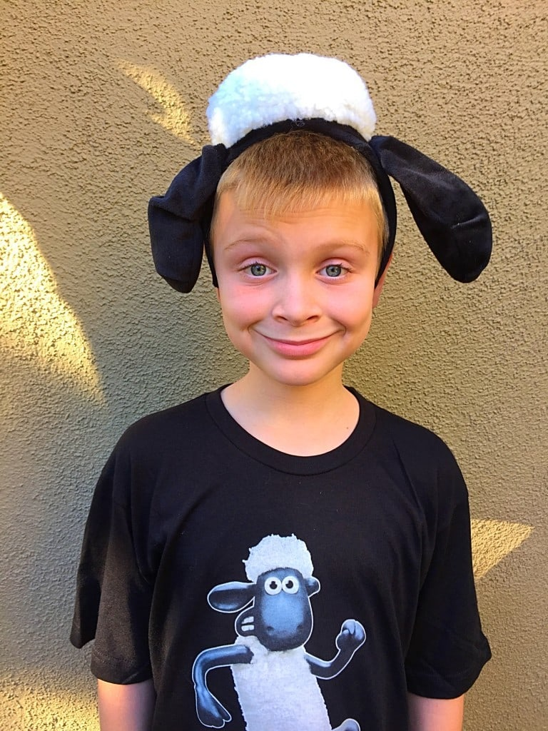 Celebrating Shaun the Sheep Movie Release on August 5!