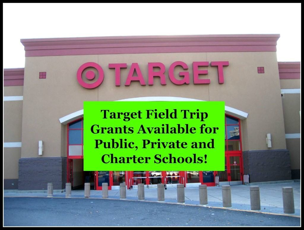 Target Field Trip Grants Available for Public, Private and Charter Schools!