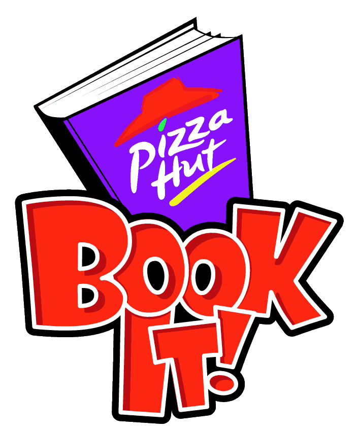 Pizza Hut BOOK IT! motivates children to read by rewarding their reading accomplishments with praise, recognition and pizza.