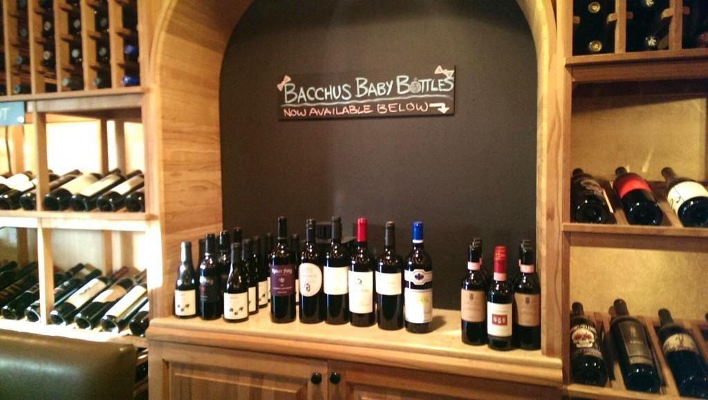 Bacchaus Wine Bar & Bistro Restaurant Review