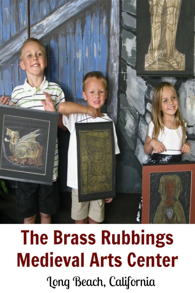 The annual Brass Rubbings event at St. Luke's Episcopal Church in Long Beach introduces visitors to the historic background and importance of monumental brasses, as well as the colorful people they commemorate. Docents provide an interesting combination of history, folklore and art using one of the largest collections of monumental brass facsimiles in North America. Visitors are able to create and take home their very own brass rubbing.