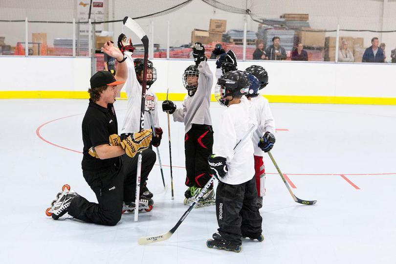 Register for the FREE Anaheim Ducks Learn to Play Hockey Program!