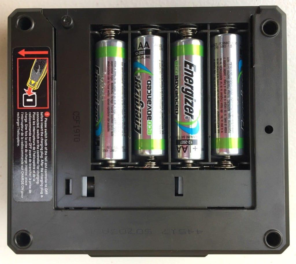 Energizer® EcoAdvanced™ AA batteries