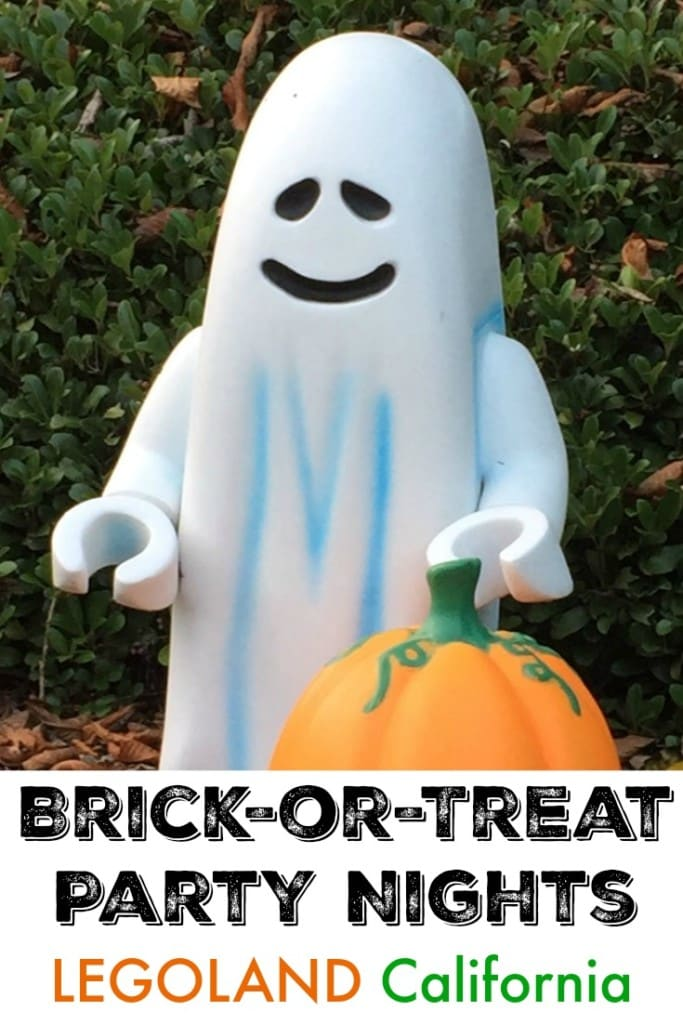 Are you looking for a fun Halloween event in San Diego? Then get $65 discount tickets to attend Brick-or-Treat Party Nights at LEGOLAND California Resort. During Brick-or-Treat Party Nights, the park has extended hours every Saturday in October. It is the best Halloween event in San Diego!