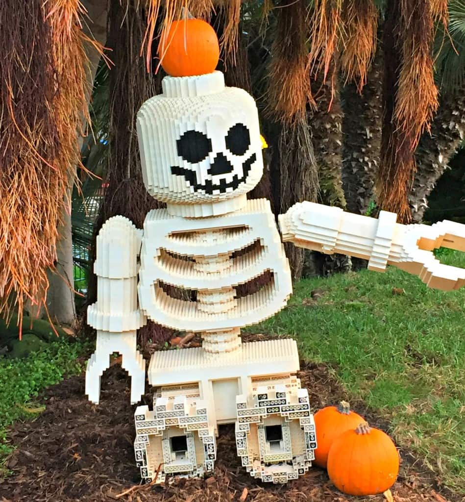 Brick or Treat at LEGOLAND California Resort 2015