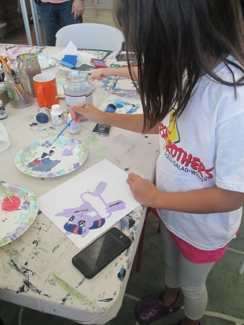 Introducing OranguFrame - An New Innovative Way To Frame Your Children's Artwork