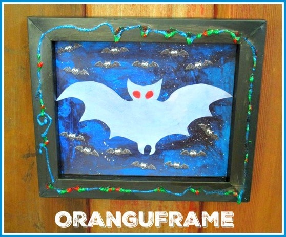 Introducing OranguFrame - An New Innovative Way To Frame Your Children's Artwork