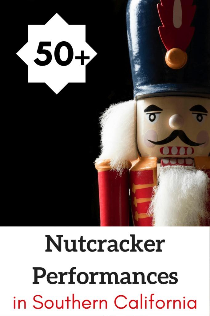 Get discount tickets to over 50+ Nutcracker Performances in Southern California including Los Angeles, Orange County, San Diego, Santa Barbara, Riverside and San Bernardino.
