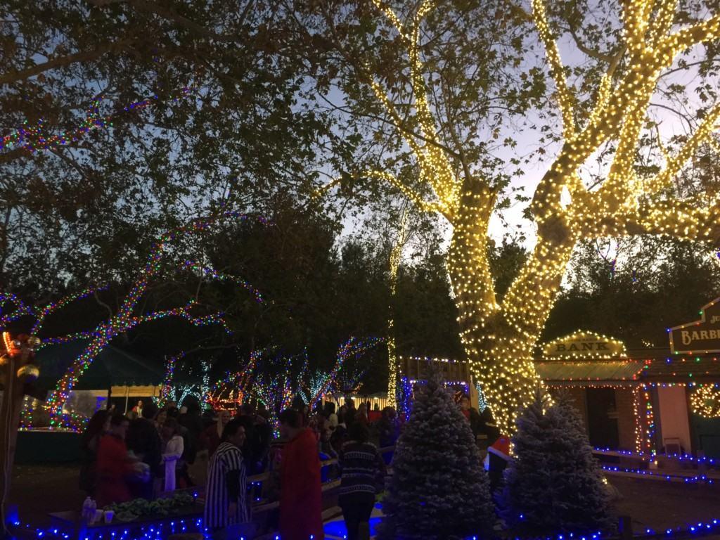 'Tis the season for Irvine Park Railroad's annual Christmas Train! Come enjoy an enchanting night ride through the Irvine Regional Park to meet Santa Claus.