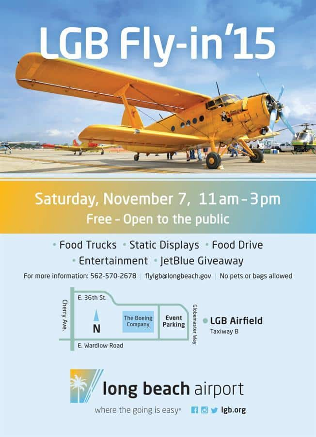 Free airplane shows in Southern California