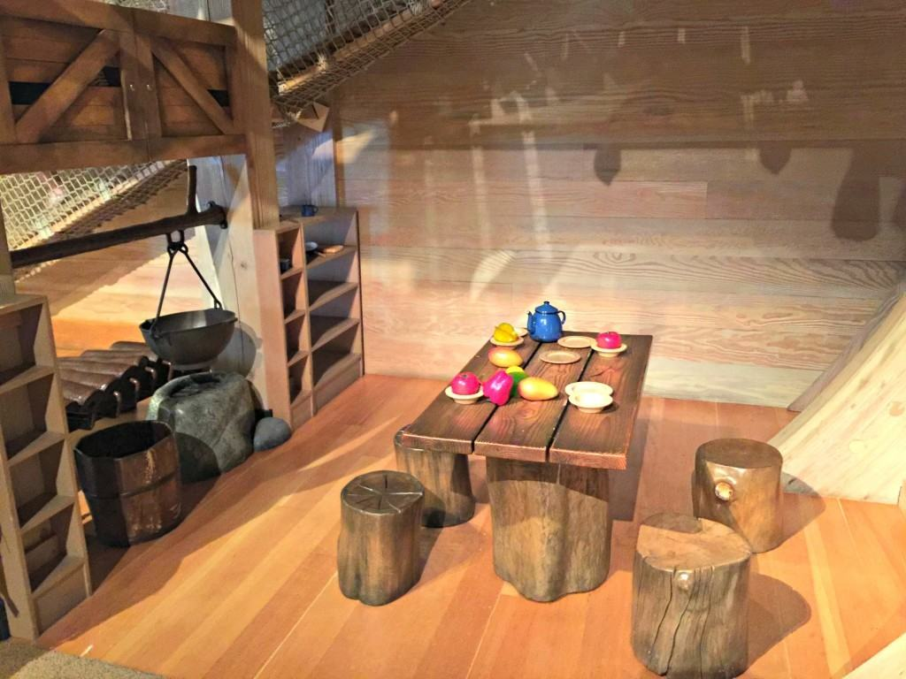Noah's Ark at the Skirball Cultural Center in Los Angeles offers free admission one time per month.