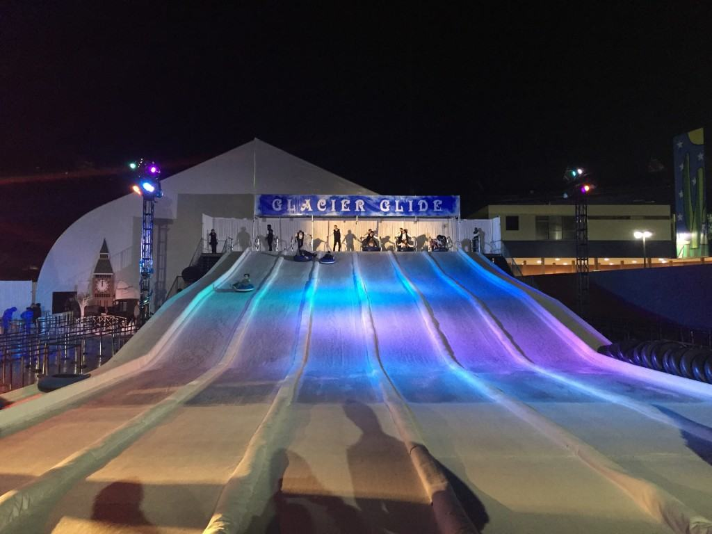 CHILL at The Queen Mary in Long Beach is the hottest holiday ticket in town. From ice skating to ice sledding to ice sculptures there is something for the entire family!