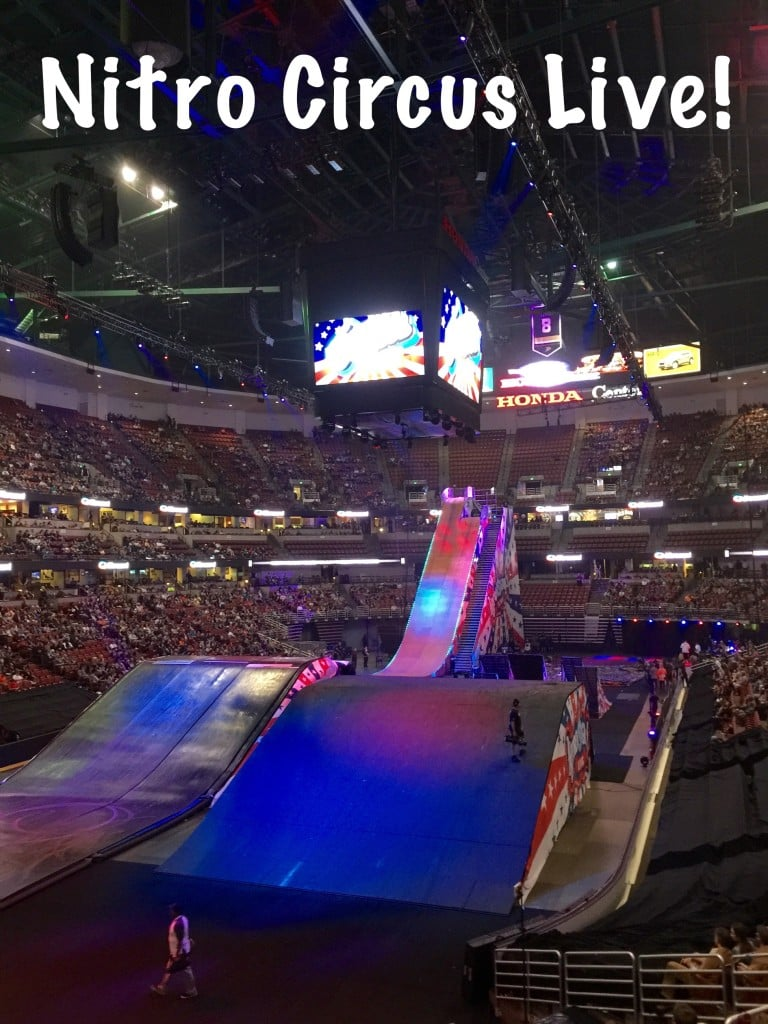 Nitro Circus Live Show Review - SoCal Field Trips